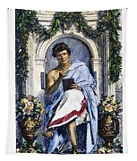 Ovid (43 B.c.-c17 A.d.) Tapestry