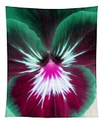 Pansy Power 71 Tapestry