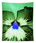 Pansy Power 75 Tapestry
