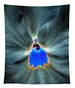 Pansy Power 81 Tapestry