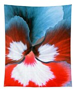 Pansy Power 86 Tapestry