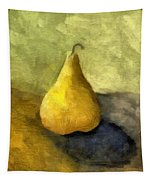 Pear Still Life Tapestry by Michelle Calkins