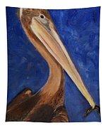 Pete Pelican Tapestry