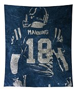 Peyton Manning Colts 2 Tapestry