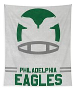 Philadelphia Eagles Vintage Art Tapestry