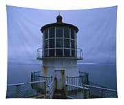 Point Reyes Lighthouse Tapestry