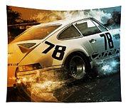 Porsche Carrera Rsr, 1973 - 20 Tapestry