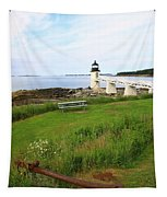 Port Clyde Tapestry