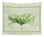 Pretty In Green Tapestry