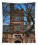 Princeton University East Pyne Hall Tower Tapestry