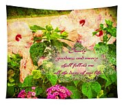 Psalm 23 6 Tapestry