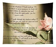 Psalm 23 Tapestry