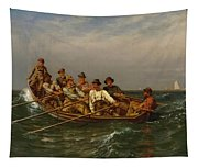 Pull For The Shore Tapestry
