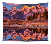 Purple Mountain Majesty Tapestry