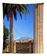 Quiet Vesuvius Tapestry