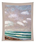 Huge Sky  Tapestry