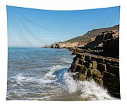 Point Loma Tide Pools Area Tapestry