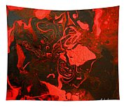 Red Series No. 2 Tapestry