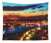 Reflections Of Dortmund Tapestry