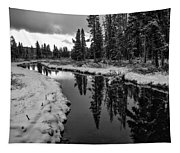 Reflections On Obsidian Creek Tapestry