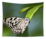 Rice Paper Butterfly 5 Tapestry