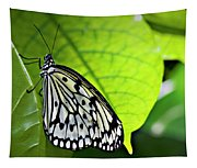 Rice Paper Butterfly 6 Tapestry