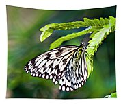 Rice Paper Butterfly 7 Tapestry