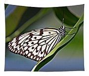 Rice Paper Butterfly 8 Tapestry