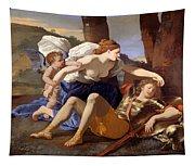 Rinaldo And Armida Tapestry