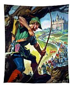 Robin Hood Tapestry