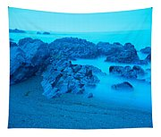 Rock Formations On The Coast, Central Tapestry