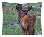 Rubber Necking Tapestry