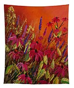 Rudbeckias And Lyatris Tapestry