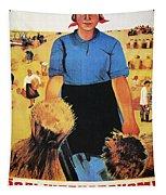 Russia: Collective Farm Tapestry