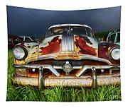 Rust Never Sleeps Tapestry