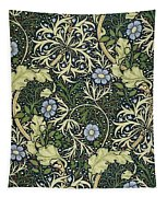 Seaweed Pattern Tapestry