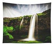 Seljalandfoss - Iceland Tapestry