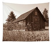 Shack At Stoney Point Tapestry