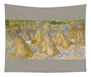 Sheaves Of Wheat Tapestry