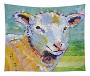 Sheep Head Tapestry