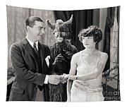 Silent Still: Couples Tapestry