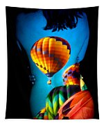 Soarin Beauty Tapestry