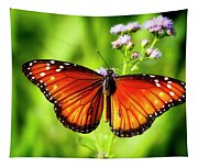 Soldier Butterfly Tapestry
