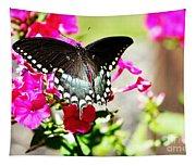 Spicebush Swallowtail Tapestry