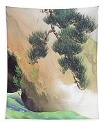 Spring Of Mountain Tapestry