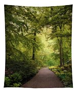 Spring Path Tapestry