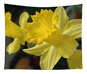 Spring Yellow Tapestry