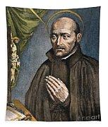 St. Ignatius Of Loyola Tapestry