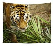 Stalking Tiger Tapestry