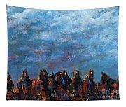 Stampede Tapestry